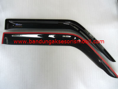 Talang Air Zebra Original Black Depan
