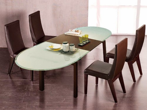 modern dining furniture set with european style model