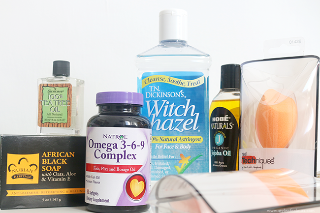 Iherb skincare and beauty haul