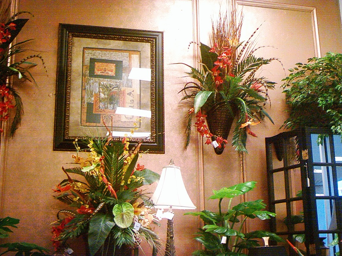 Fake flowers for crafts - How To Make Store Silk Flowers Arrangements Displays