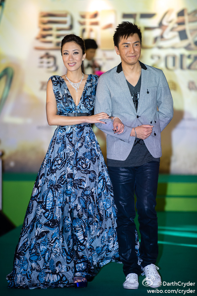 TVB Perspective: TVB Starhub Awards 2012- Fashion