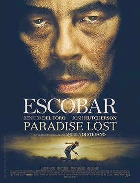 Escobar Paraíso Perdido Torrent Dual Áudio (2015)