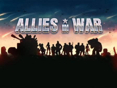 Games Allies In War hadir di iOS