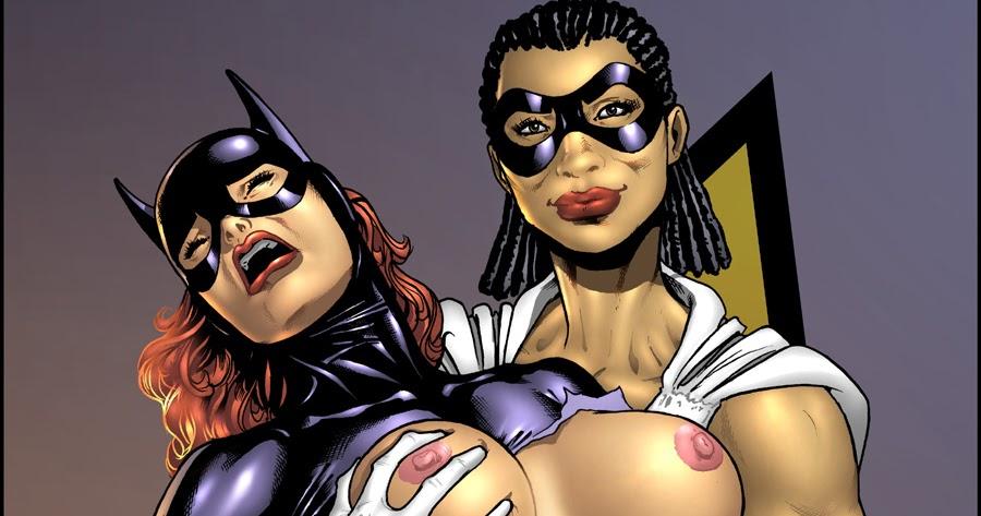 Female Superheroines Are Turned Evil - Metacafe
