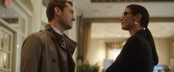 Jude Law e Catherine Zeta-Jones em TERAPIA DE RISCO (Side Effects)