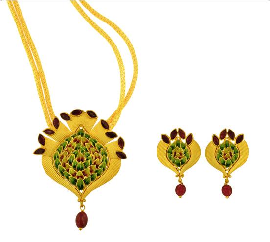 Joy alukkas gold earring designs diy