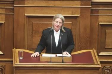 Οίκο ενοχής αποκάλεσε η Ελένη Ζαρούλια το Κοινοβούλιο!!!