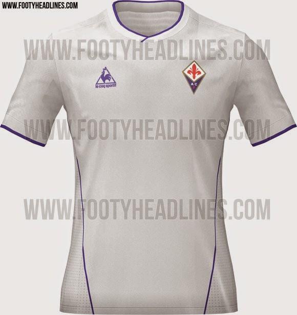 gambar bocoran jersey away fiorentina musim depan 2015/206