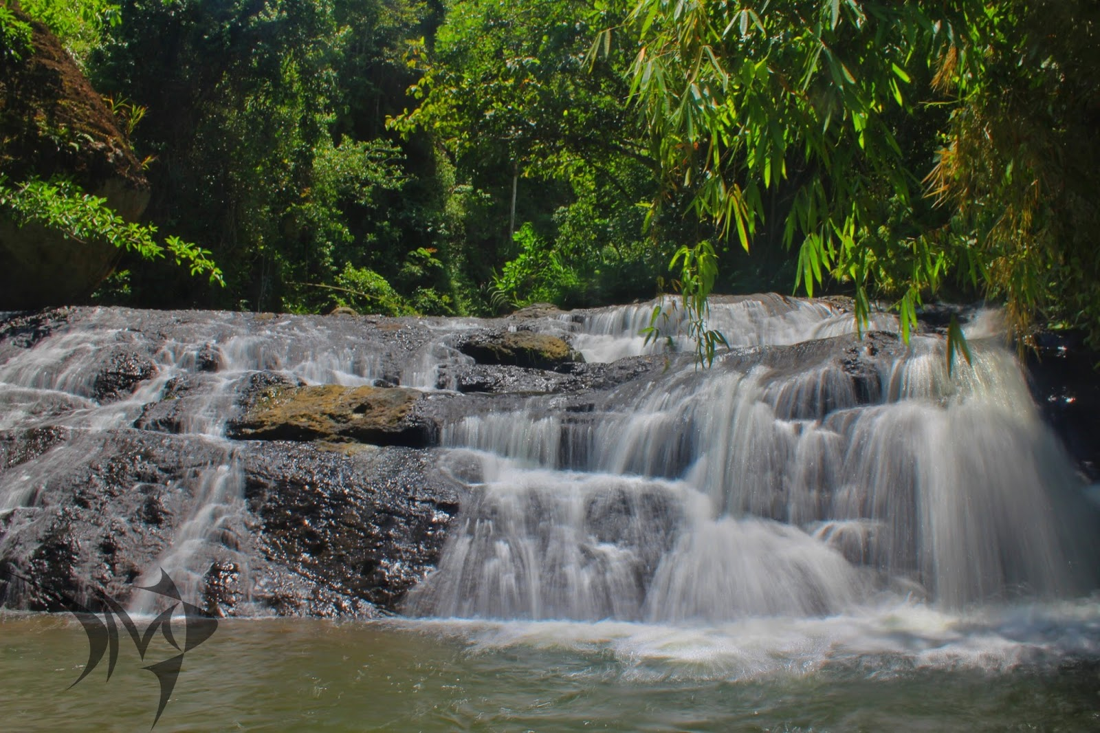 Nantugaw Falls Diffun Quirino