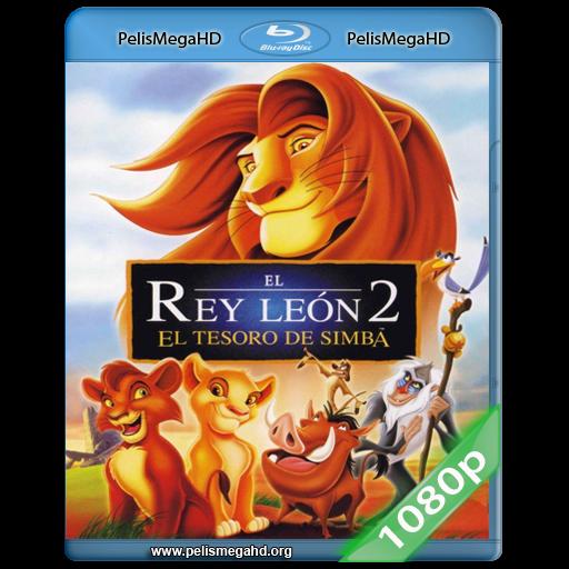 EL REY LEON 2: EL TESORO DE SIMBA (1998) FULL 1080P HD MKV ESPAÑOL LATINO