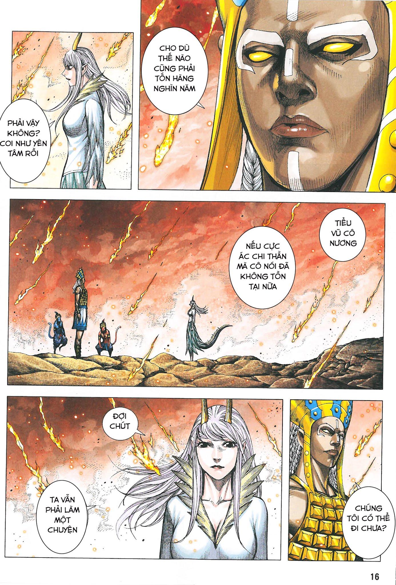 Tây Du chap 181 - Trang 14