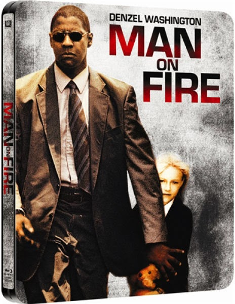 Man On Fire (Hombre en LLamas)(2004) 720p(1.4GB) y 1080p(2.9GB) BRRip mkv Dual Audio AC3 5.1 ch