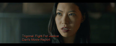 Actress Sarah Chang Chats Trigonal: Fight For Justice!!