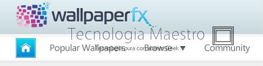 El mejor lugar para encontrar fondos de pantallas es WallpaperFX