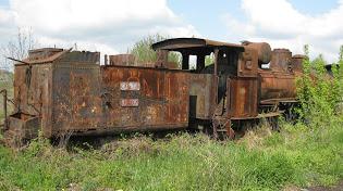 Железнички музеј  - Младеновац (Србија)