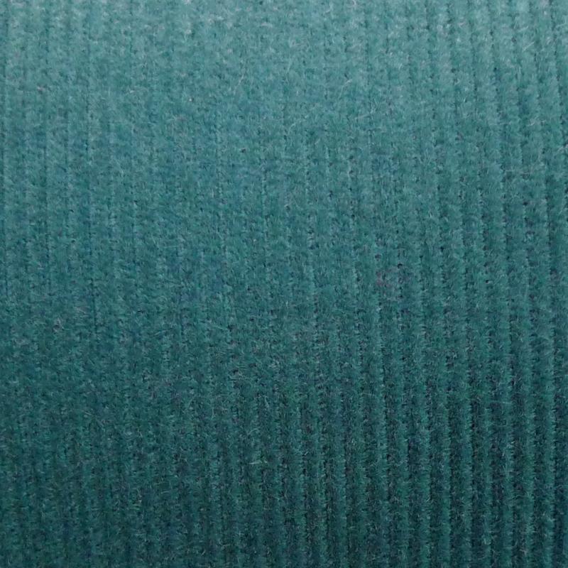 Motif personnel des tissus pour l 39 hiver - Tissu velours bleu canard ...