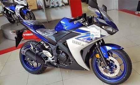 Yamaha R25 versi ekspor