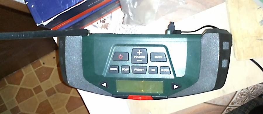 Радиоприёмник Metabo фото