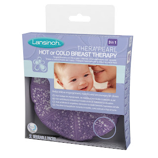 Lansinoh therapearl 3in1 breast therapy