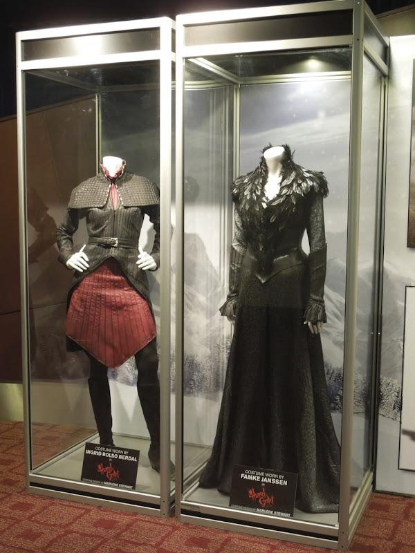Original Hansel Gretel Witch Hunters movie costumes