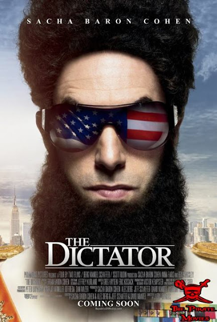 The Dictator (2012) tainies online oipeirates