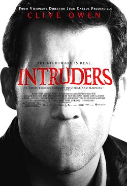 Filme Poster Intruders DVDRip XviD & RMVB Legendado