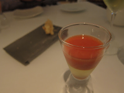 Amuse Bouche at Enoteca Barcelona