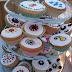 MEHNDI NIGHTS: Mehndi Motif Cupcakes