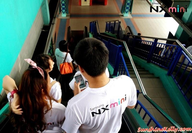 Samsung NX Mini Smart Camera, Photo Marathon Challenge, pasar seni, pasar seni lrt station, nx mini
