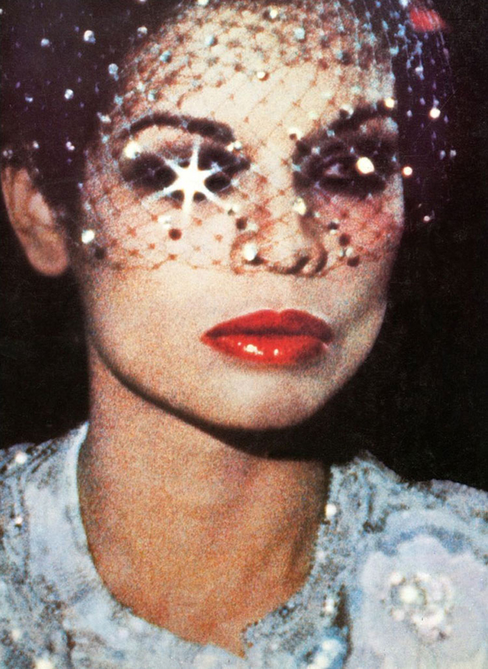 Vintage Style Inspiration: Five Party Makeup Looks Bianca Jagger