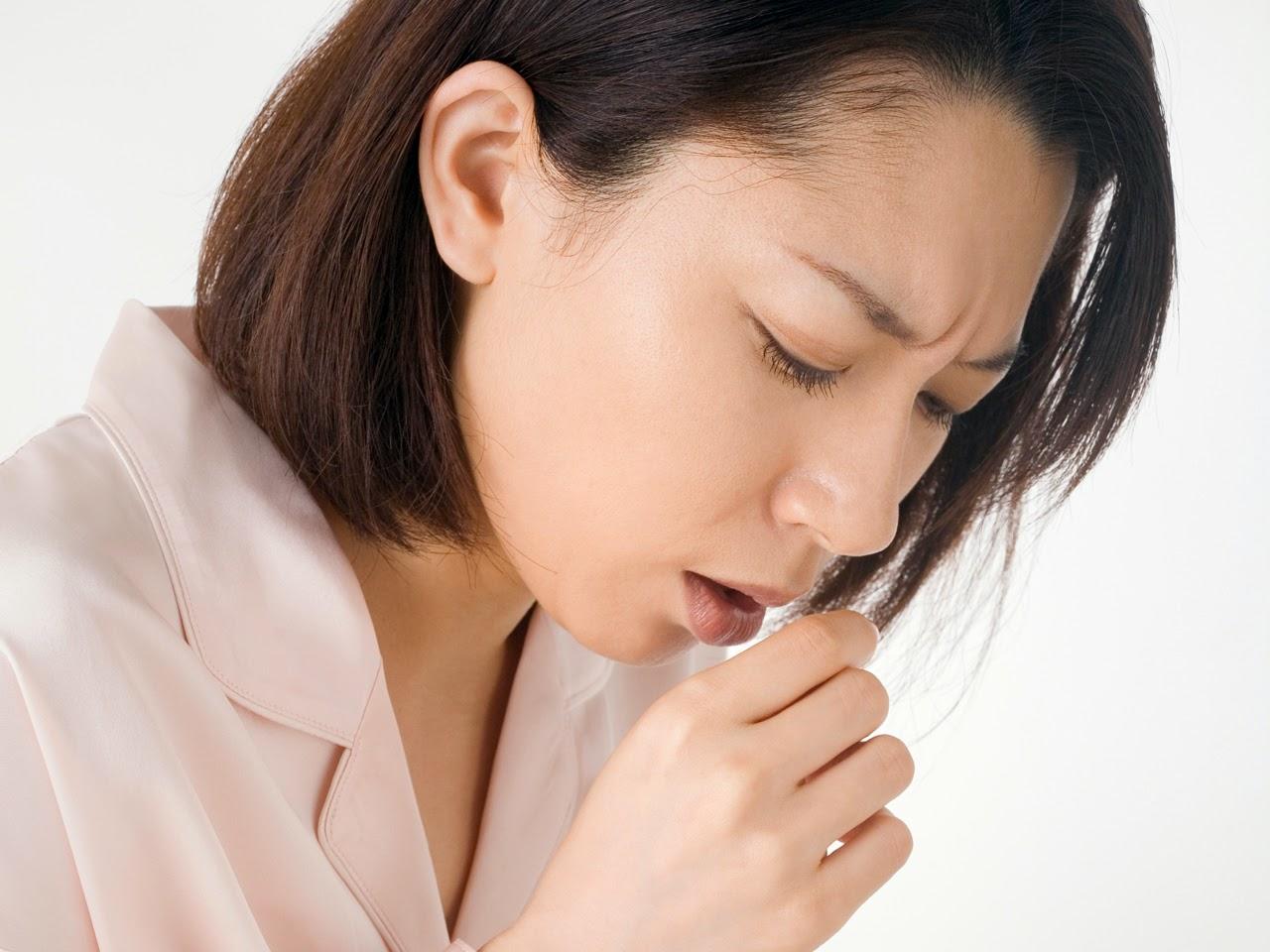 Batuk Berdarah Bisa DiAkibatkan TBC
