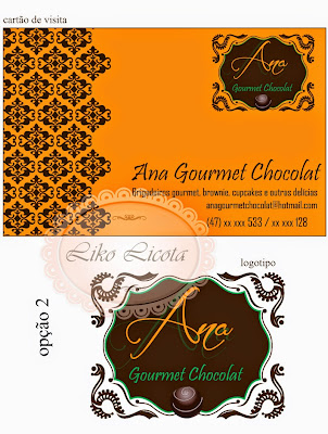 chocolate gourmet logo