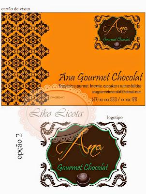chocolate gourmet logo