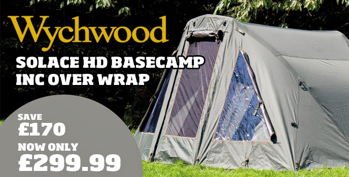 Wychwood Solace HD Basecamp Inc Over Wrap