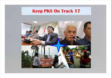 Keep PKS On Track 17