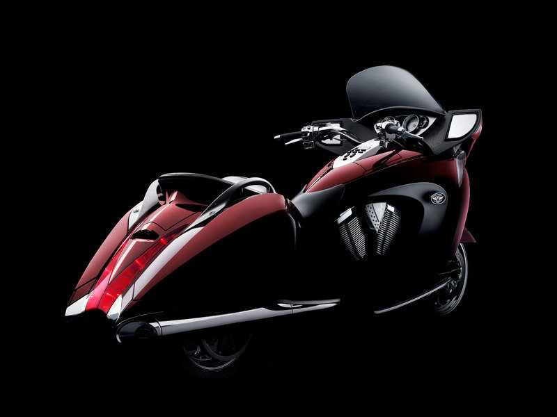 victory vision 800