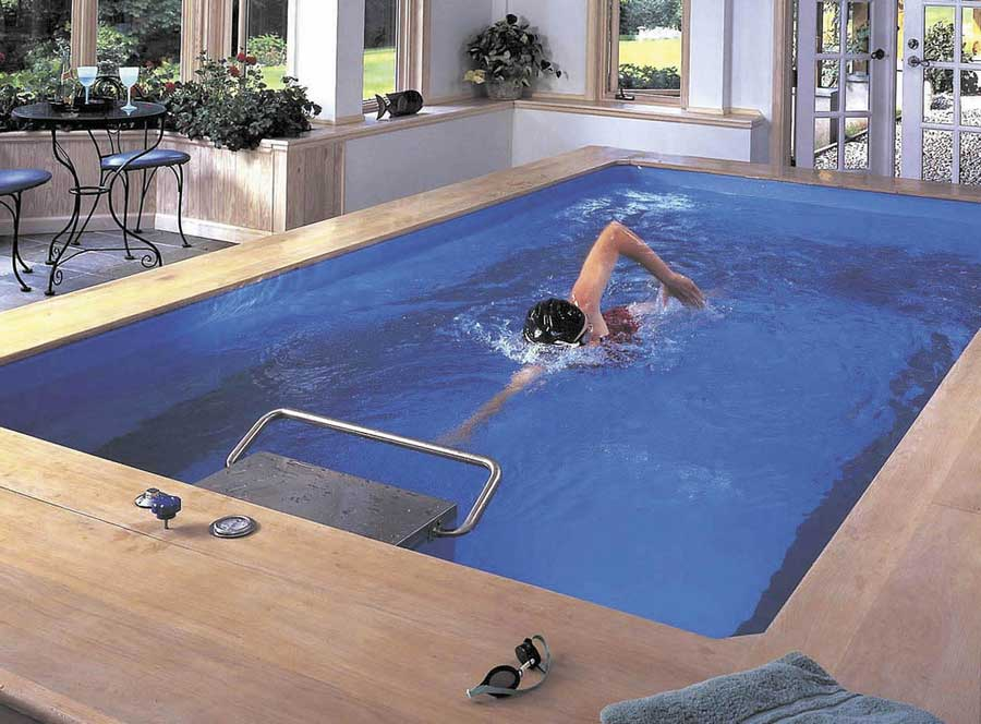 Style of baileys if you gain yourself relatively original for Minimalist house with swimming pool