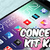 PERSONALIZACION Android #2 [Concept Kit Kat] [AndroideHD]