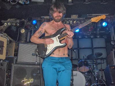 Simon Neil / Biffy Clyro at The Flex, Vienna