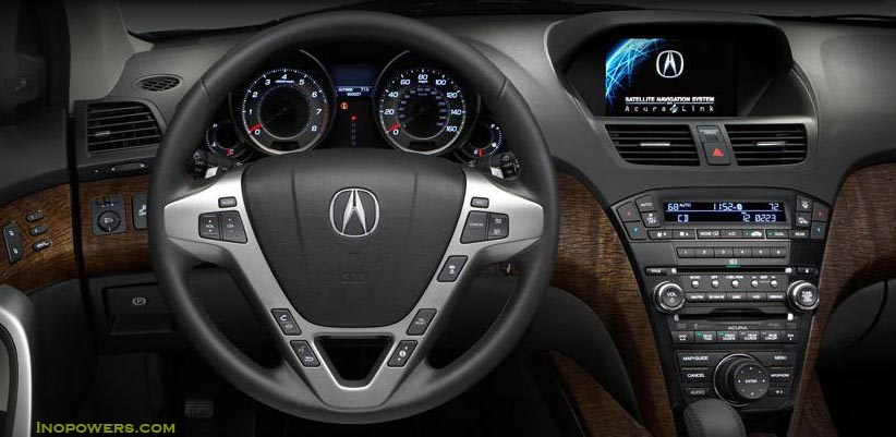 Acura Mdx 2012 Interior All Best Cars Models
