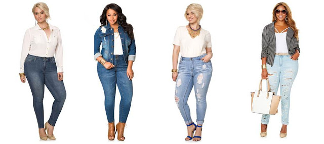 Ashley Stewart Denim Style