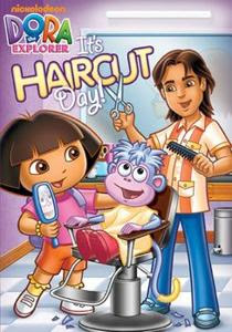 Dora La Exploradora: It's Haircut Day – DVDRIP LATINO