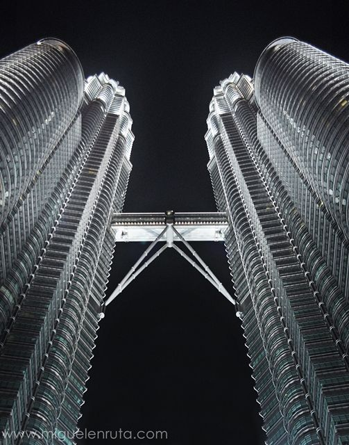 Torres-Petronas-Kuala-Lumpur