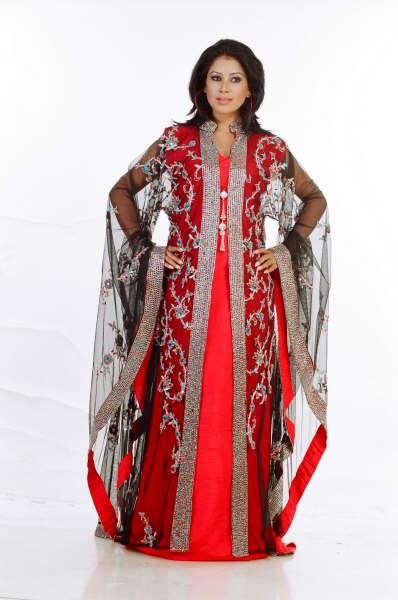 دراعات و أزياء كويتية تجنن دراعات و فساتين