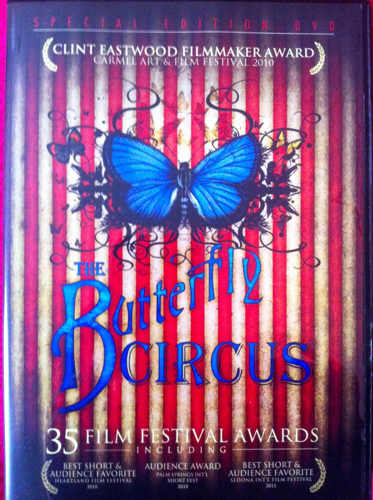 review the butterfly circus