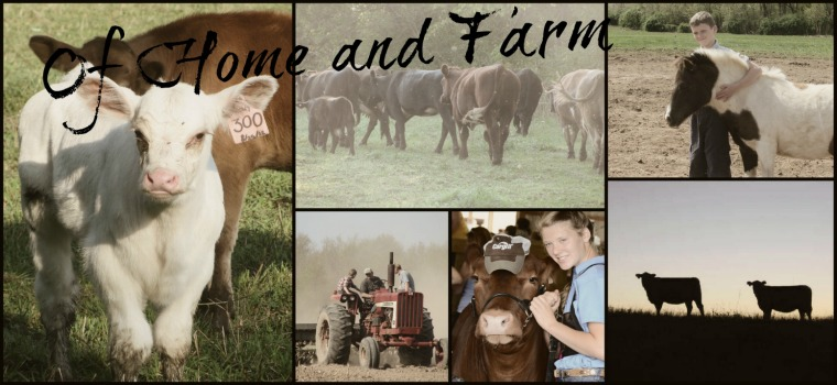 Of Home and Farm