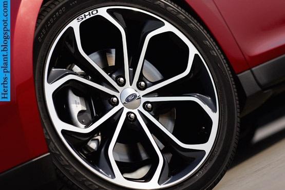 Ford taurus car 2013 tyres/wheels - صور اطارات سيارة فورد تورس 2013