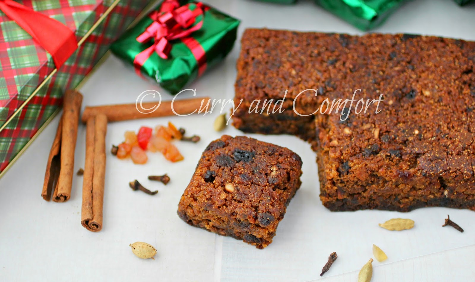 Sri Lankan Christmas Cake Is Not Your Typical Fruit Yes It Has Some And Nuts But S Got So Much More Rich Delicious Ings That