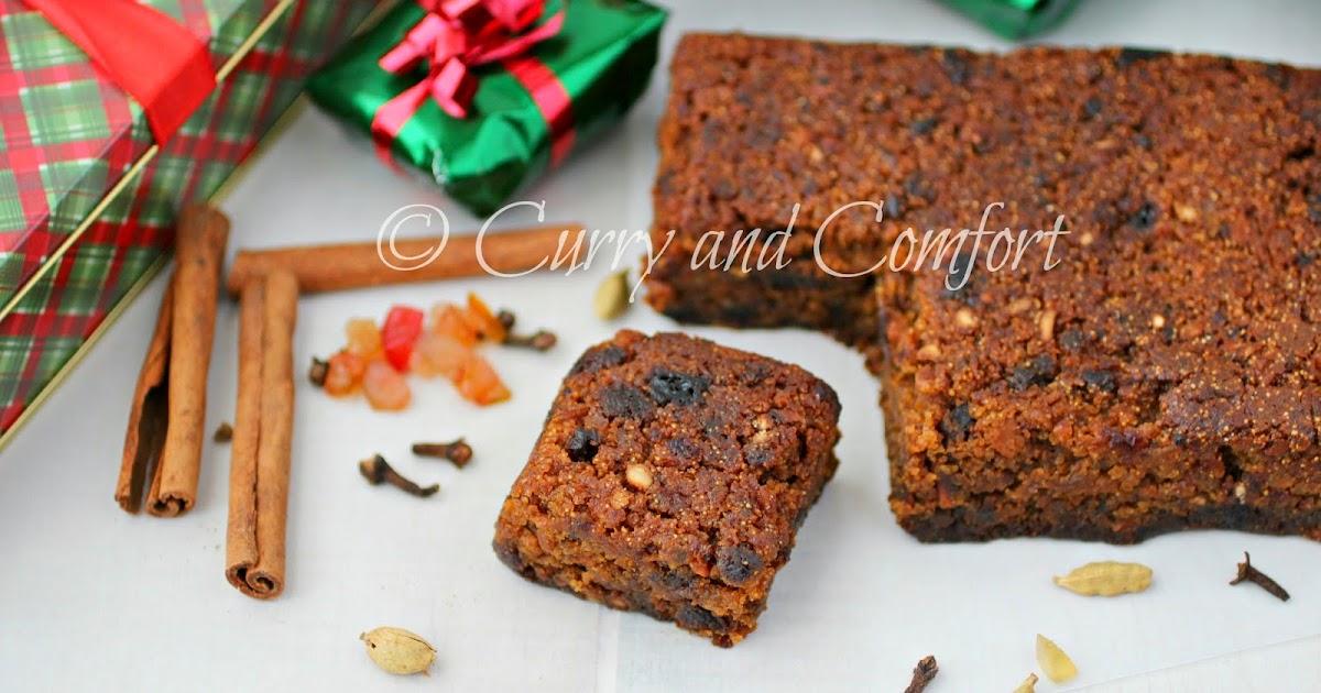 Sri Lankan Fruit Cake Recipe