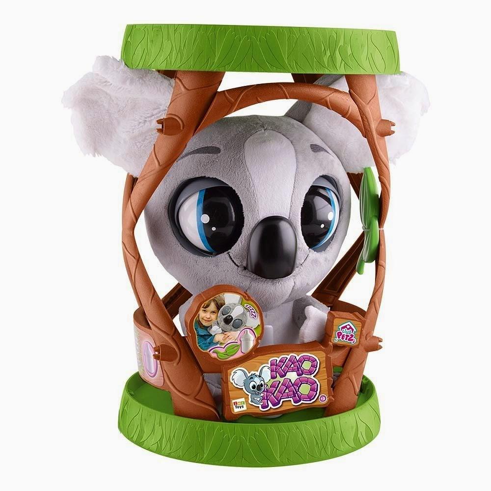 libros y juguetes 1demagiaxfa juguetes kao kao koala peluche interactivo imc toys. Black Bedroom Furniture Sets. Home Design Ideas
